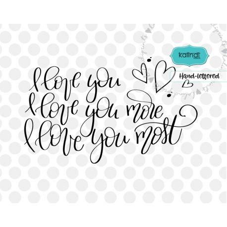 Download I love you SVG, valentine SVG   Valentines svg, Hand ...