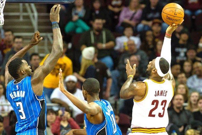 Blog Esportivo do Suíço: LeBron anota duplo-duplo, e Cavaliers dão fim à sequência de derrotas
