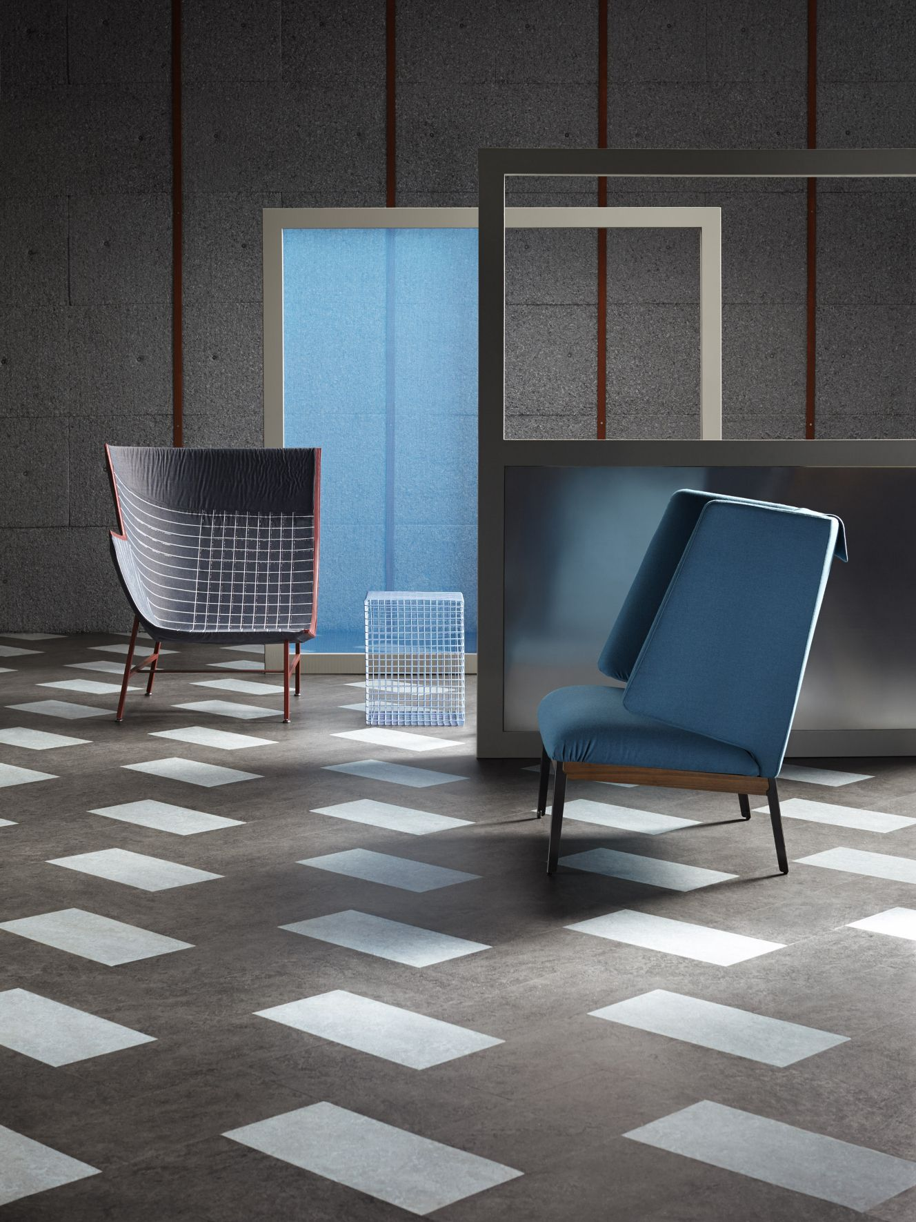 Introducing marmoleum modular a naturally sustainable tile introducing marmoleum modular a naturally sustainable tile collection comprised of 44 beautiful colors and 3 floor patternsvinyl dailygadgetfo Images