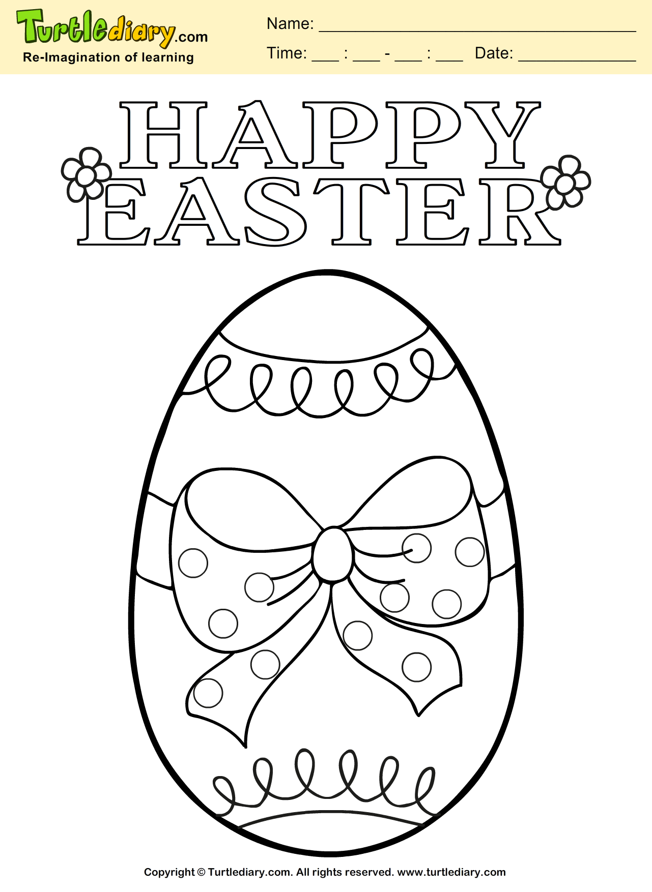 Easter Egg Coloring Page Coloring Sheet Easter Egg Coloring Pages Coloring Easter Eggs Egg Coloring Page