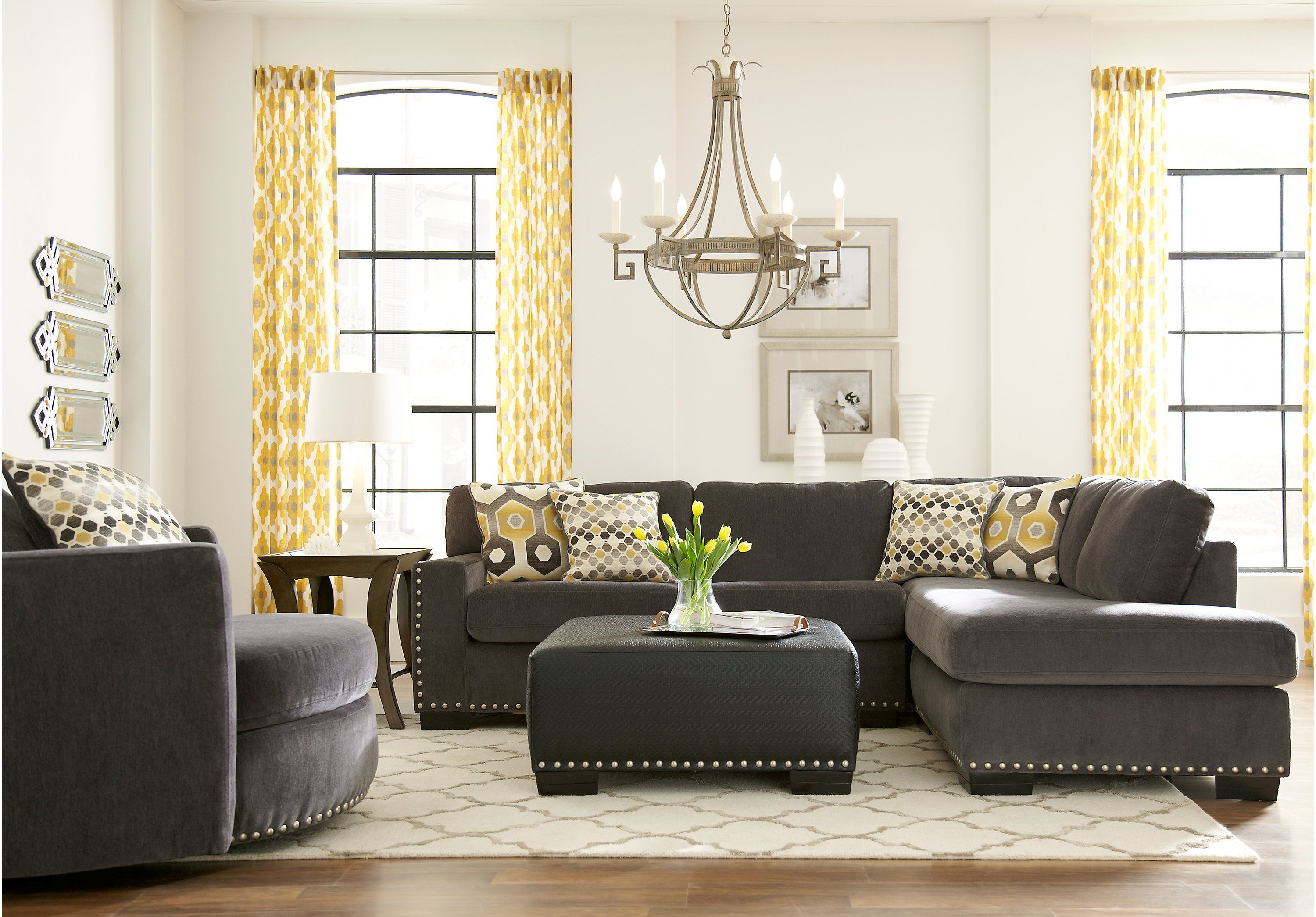 Picture Of Sofia Vergara Laguna Beach 2 Pc Sectional From Sectionals Furniture