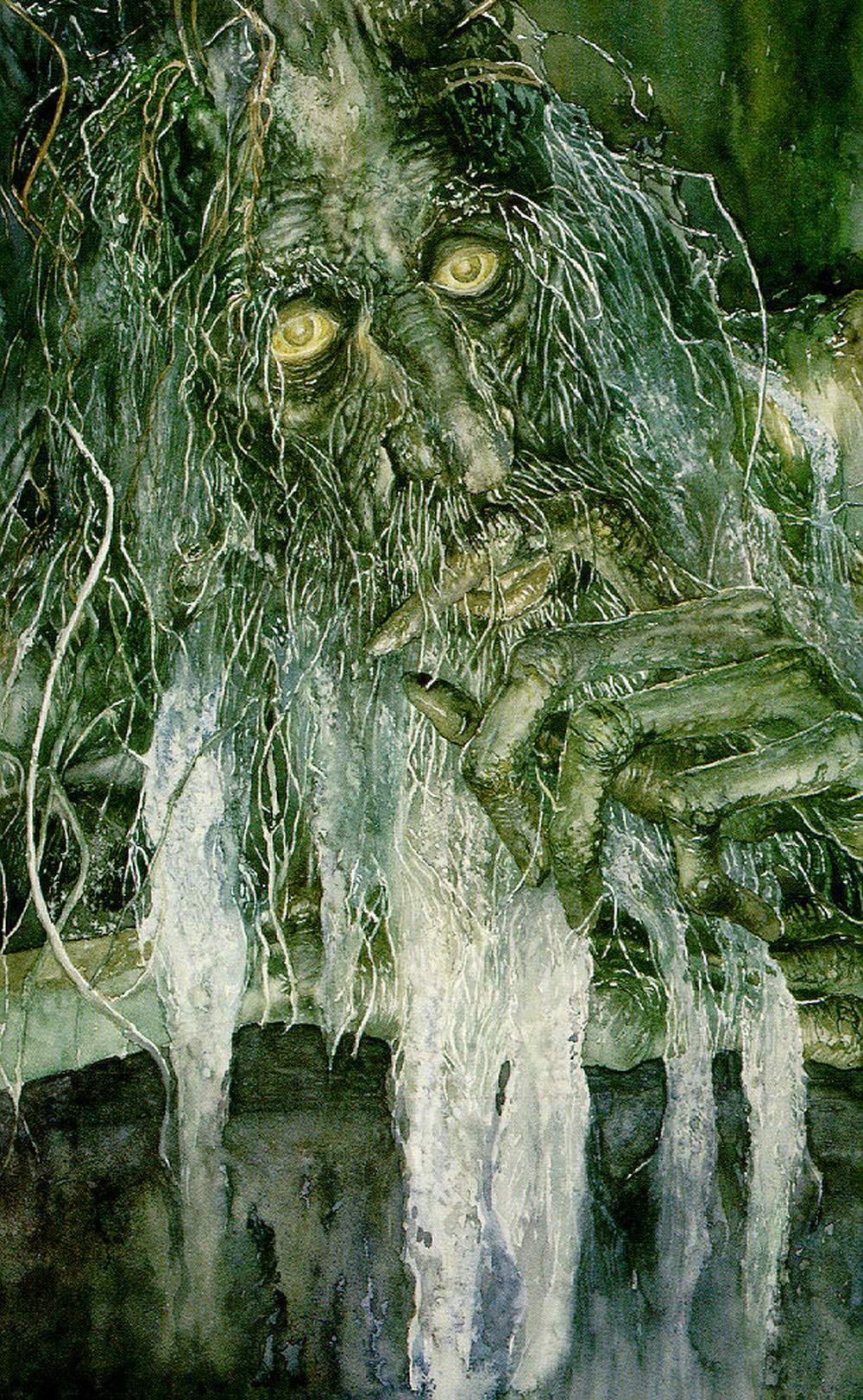 Treebeard by Alan Lee in 2020 Alan lee, Treebeard, Artwork