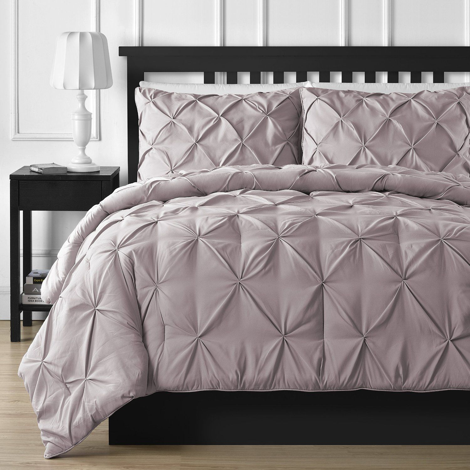 pinch hill style design comforter cover cherry set pleat black dsc duvet collection