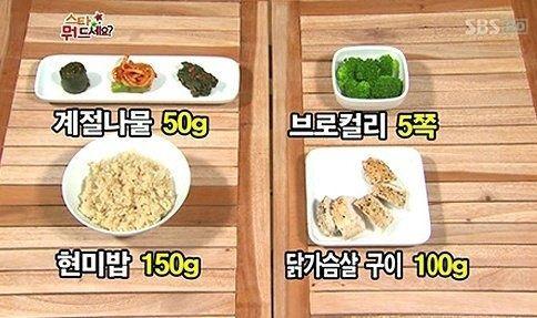 korean diet and health