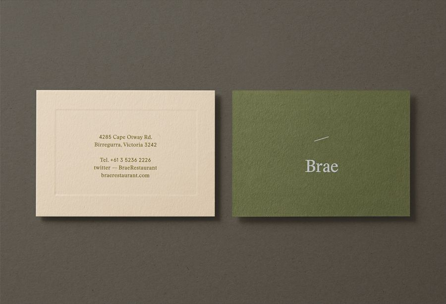 New Logo and Brand Identity for Brae by Studio Round - BP&O | Design ...