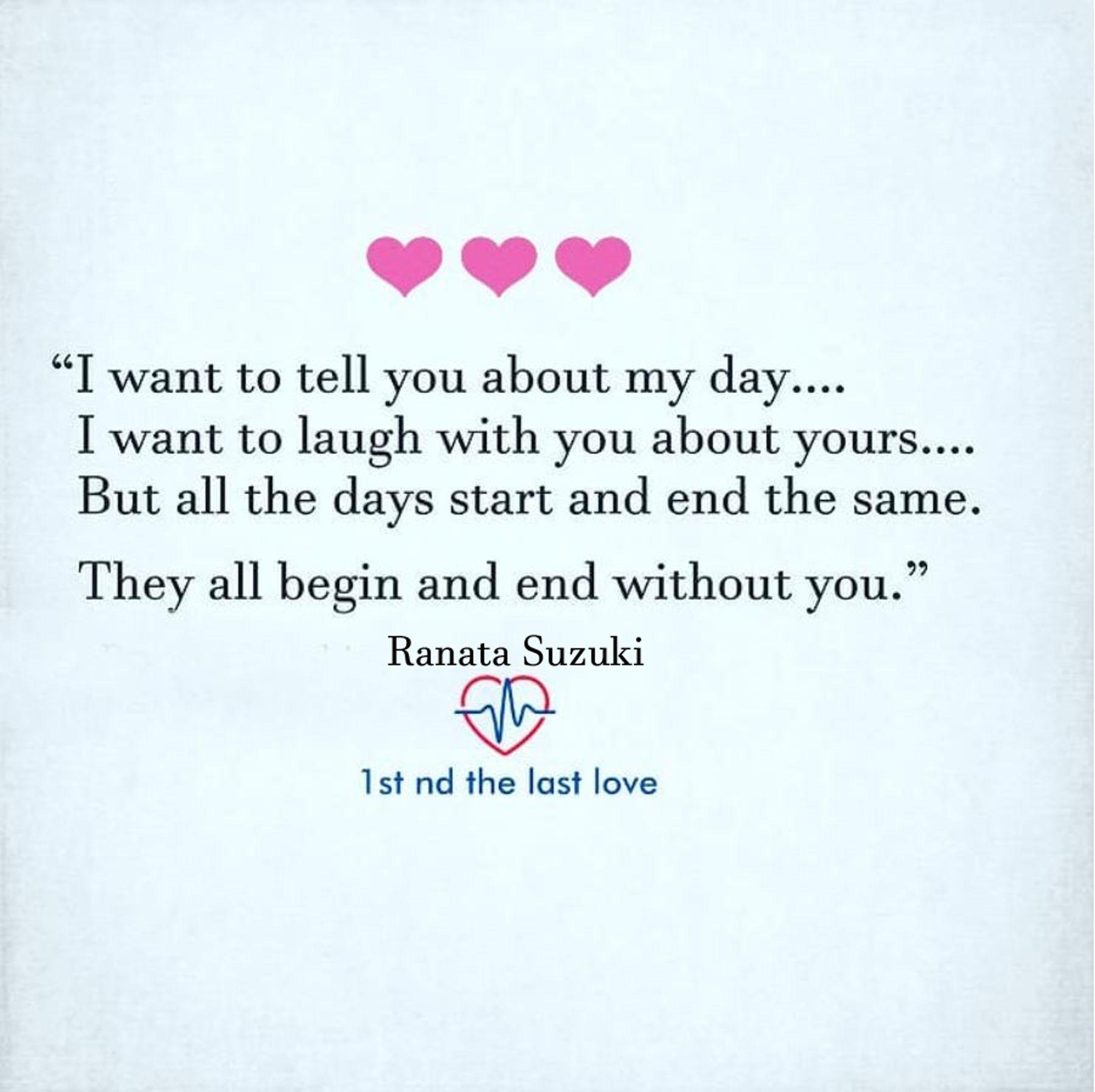Pin By Ranata Suzuki On •♥• Love Quotes •♥•