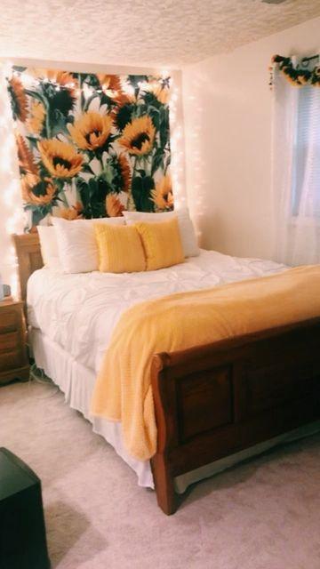 Sunflower room -   12 room decor Pink ideas