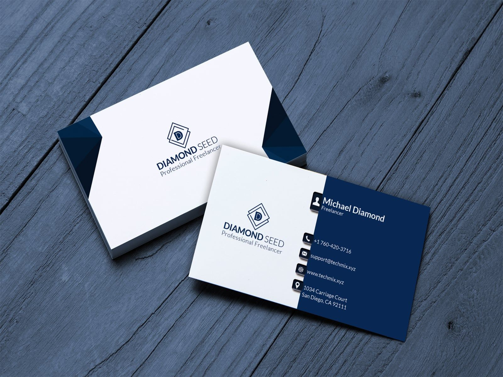The Fascinating Business Card For Freelancer Pertaining To Freelance Business Card T Freelance Business Card Free Business Card Templates Simple Business Cards