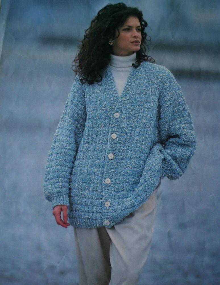 PDF Digital Download Vintage Knitting Pattern Ladies ...