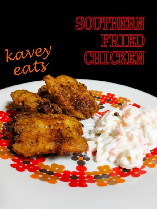 Southern Fried Chicken Making Use Of Sous Vide Recipe Southern Fried Chicken Sous Vide Recipes Fried Chicken Recipes