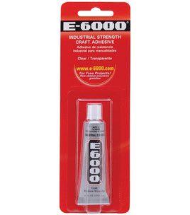 E6000 Best Glue Ever Adhesive Glue