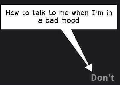 Don't. -M4U-
