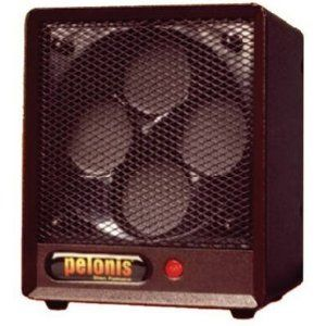 Pelonis B 6a1 Classic 4 Disc Ceramic Safety Furnace Brown 64 Old School Style Meets Up To Date Efficiency Heater Ceramic Heater Portable Heater