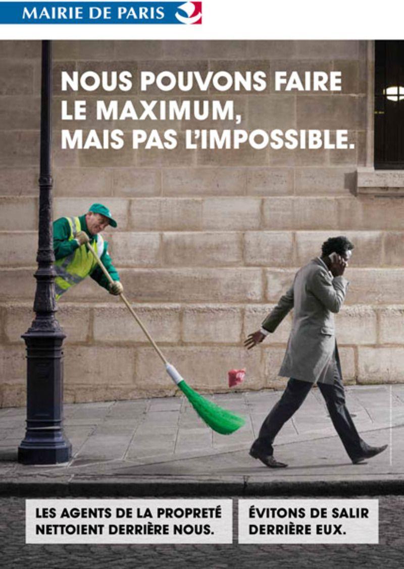 Ville De Paris Stop Pollution