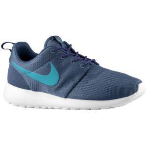 2d2429f2ca72 Nike Roshe Run - Men s - Cool Grey White Anthracite Turbo Green ...