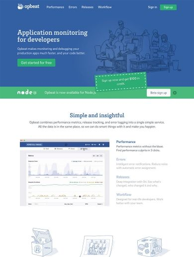 Landingfolio - The place for your Landing Page inspiration