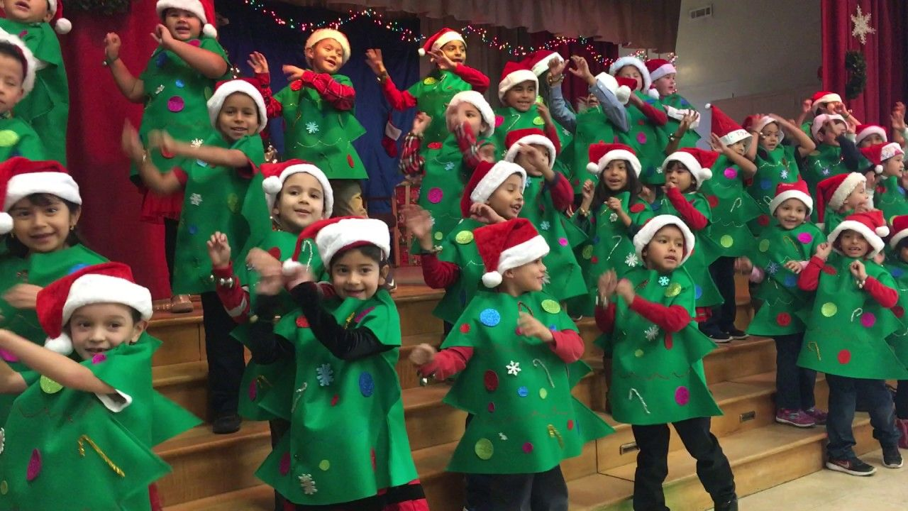 I M The Happiest Christmas Tree Preschool Christmas Songs Christmas Concert Ideas Christmas Skits