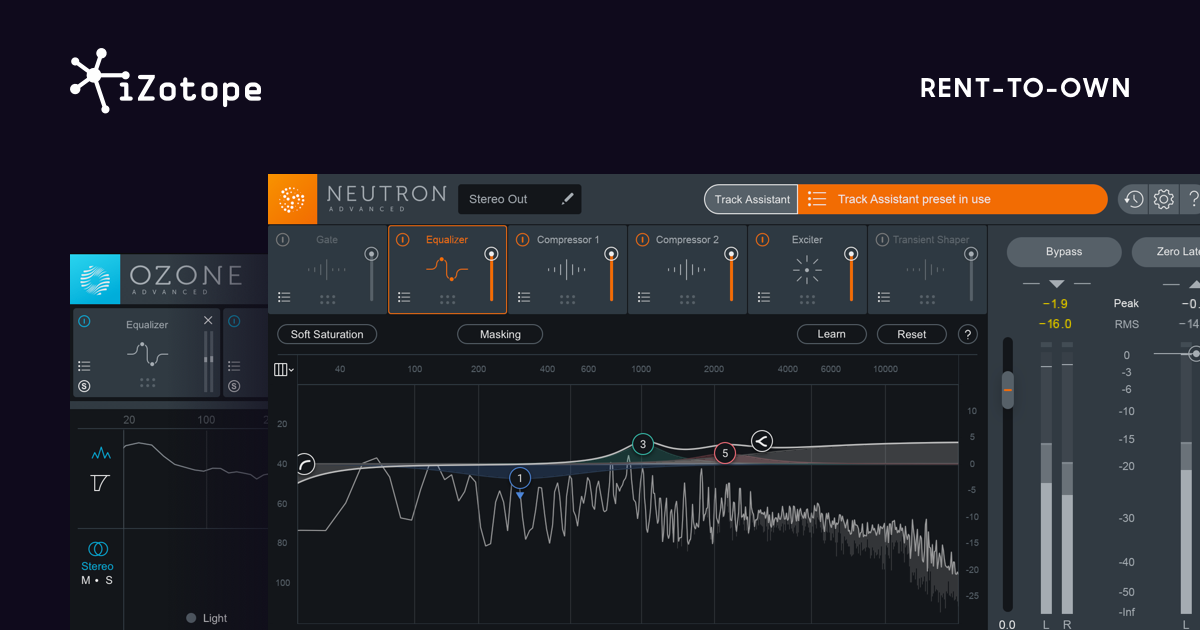 The Glitch Mob give us a tour of iZotope's Ozone 8 and