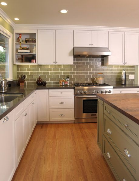 Marin Kitchen Designer Family Home In San Rafael Kitchen Design Kitchen Custom Wood Cabinets