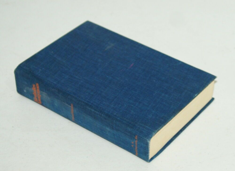 Alcoholics anonymous book 3rd edition 1990 blue hard cover