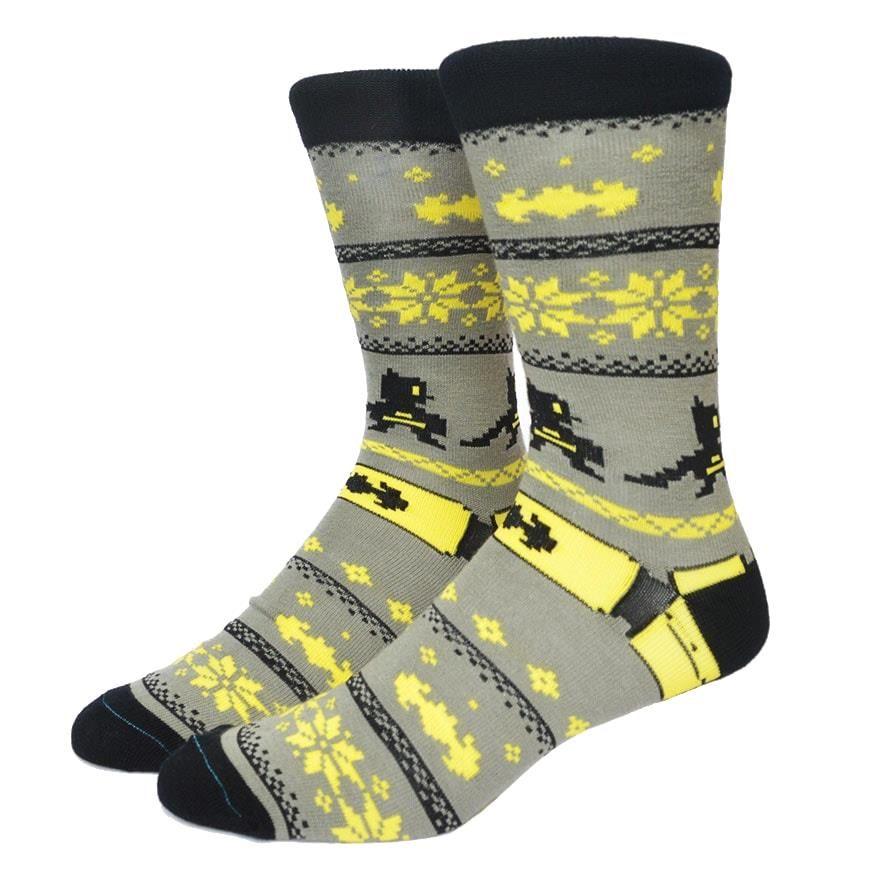 Christmas Batman Classic Socks       Buy it now >>>>> http://bit.ly/2feQ2IO