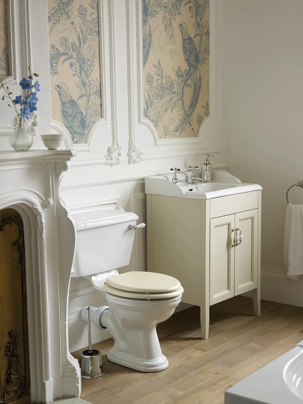 Heritage bathroom furniture - Heritage Bathroom Furniture Dorchester Vanity In Oyster From Tubs Tiles