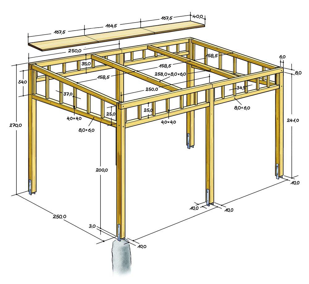 illustration tillman straszburger terassendach in 2019. Black Bedroom Furniture Sets. Home Design Ideas