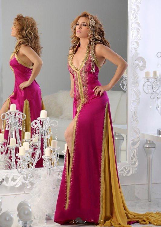 Location de robe de soiree marocaine