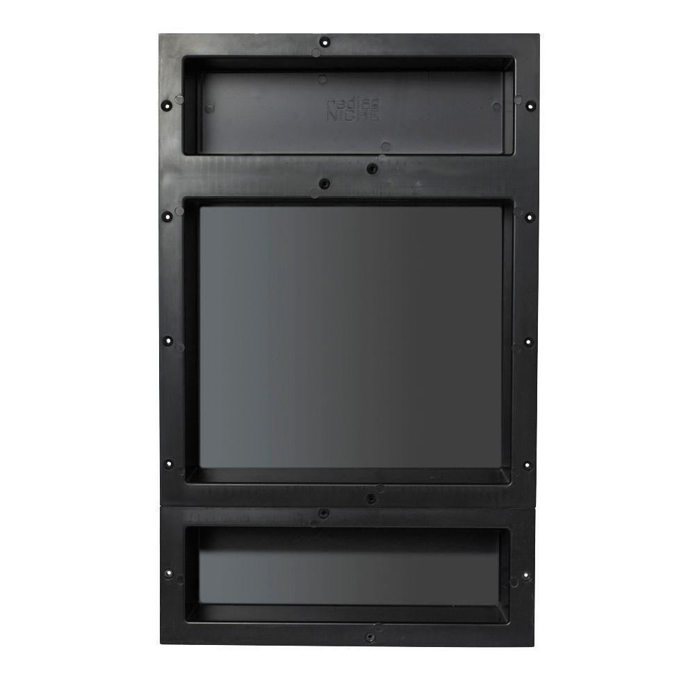 Tile Redi Double Niche Shower Niche Shower Shelves Recessed Shower Shelf