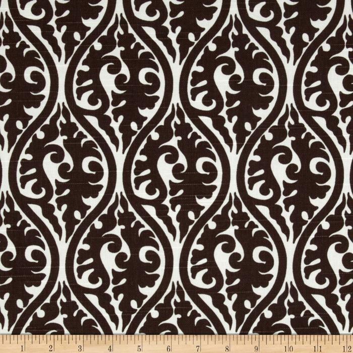 71e1b3355 Premier Prints Kimono White/Chocolate | Fabric | Pinterest | Premier ...