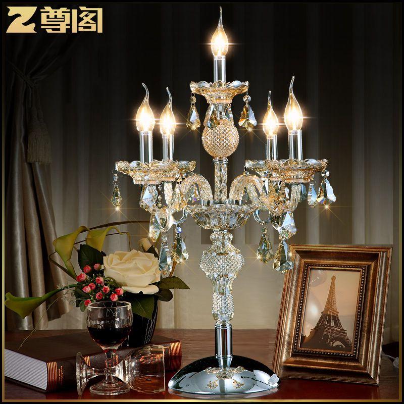 Encontrar Más Lámparas de Mesita Información acerca de Cristal de ...