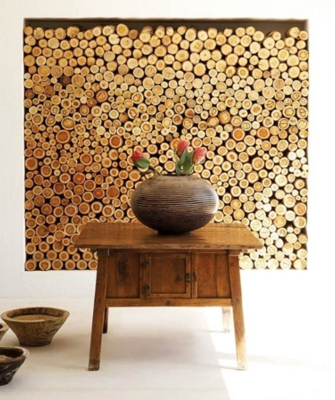 creative wallpaper design with modern style for inspiration home decoration ideas wall decor design with wood - Wood Wall Design Ideas