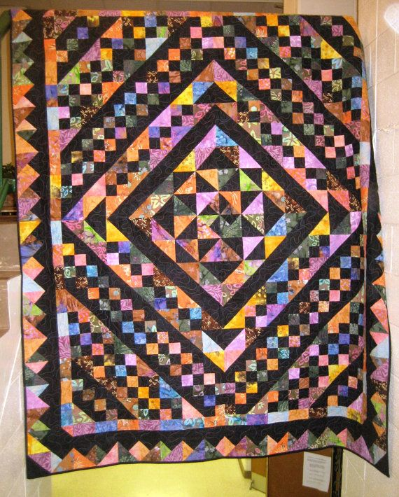 Carousel Quilt Pattern Quilt Patterns Pinterest Carousel