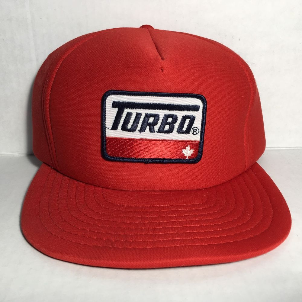 Vintage Snapback Trucker Hat Turbo Gas Station  fashion  clothing  shoes   accessories  mensaccessories  hats (ebay link) 30ae3fd8d33