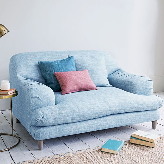 7 Perfectly Formed Seating Solutions For Tight Spaces Ideal Home In 2020 Sofas For Small Spaces Furniture Love Seat