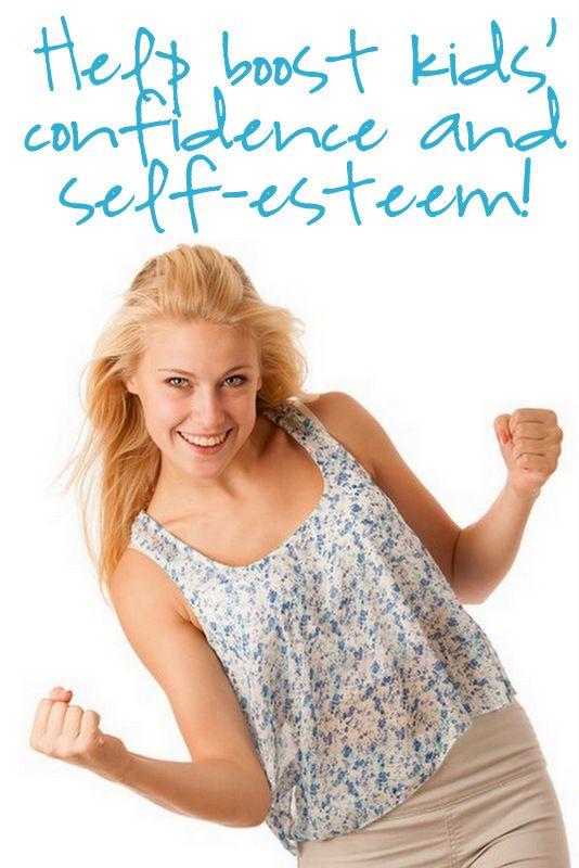 Self Esteem And Confidence Building