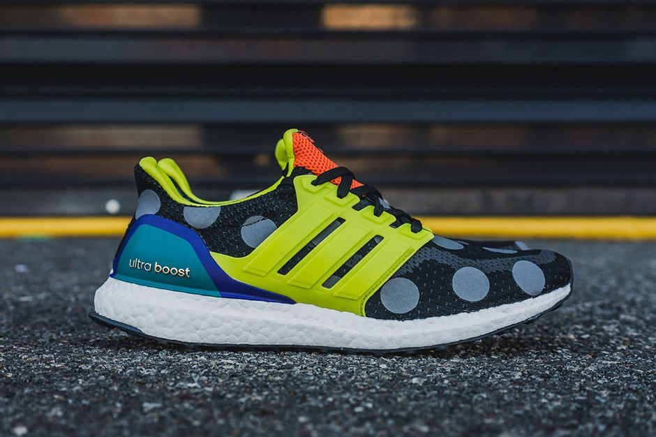 c0d2ccf51 kolor adidas Ultra Boost and Pure Boost ZG sneakers streetwear running  shoes. Adidas x kolor