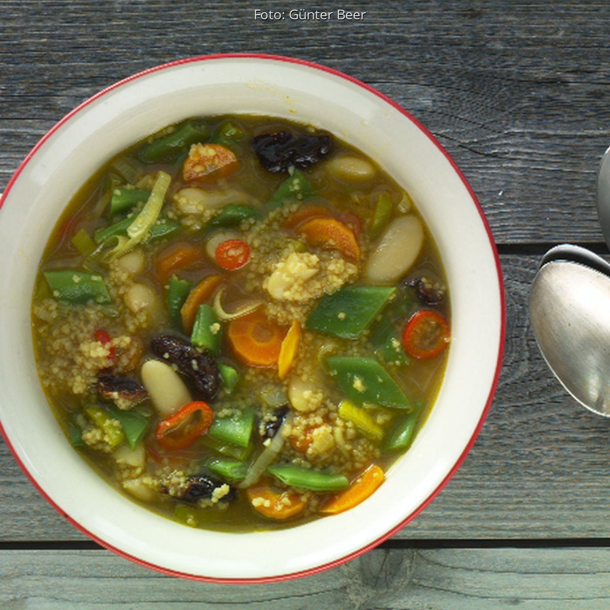 Couscous-Gemüse-Eintopf   sevencooks.com