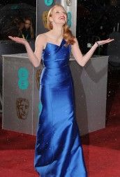 The BAFTA Awards 2013 - Jessica Chastain