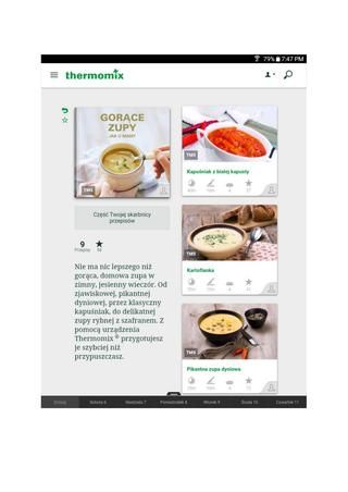 Kuchnia Polska I Tm5 Tm Zupy Thermomix Recipes I Soup