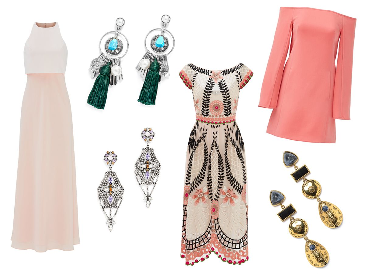 Wedding Guest Attire What S Hot Right Now