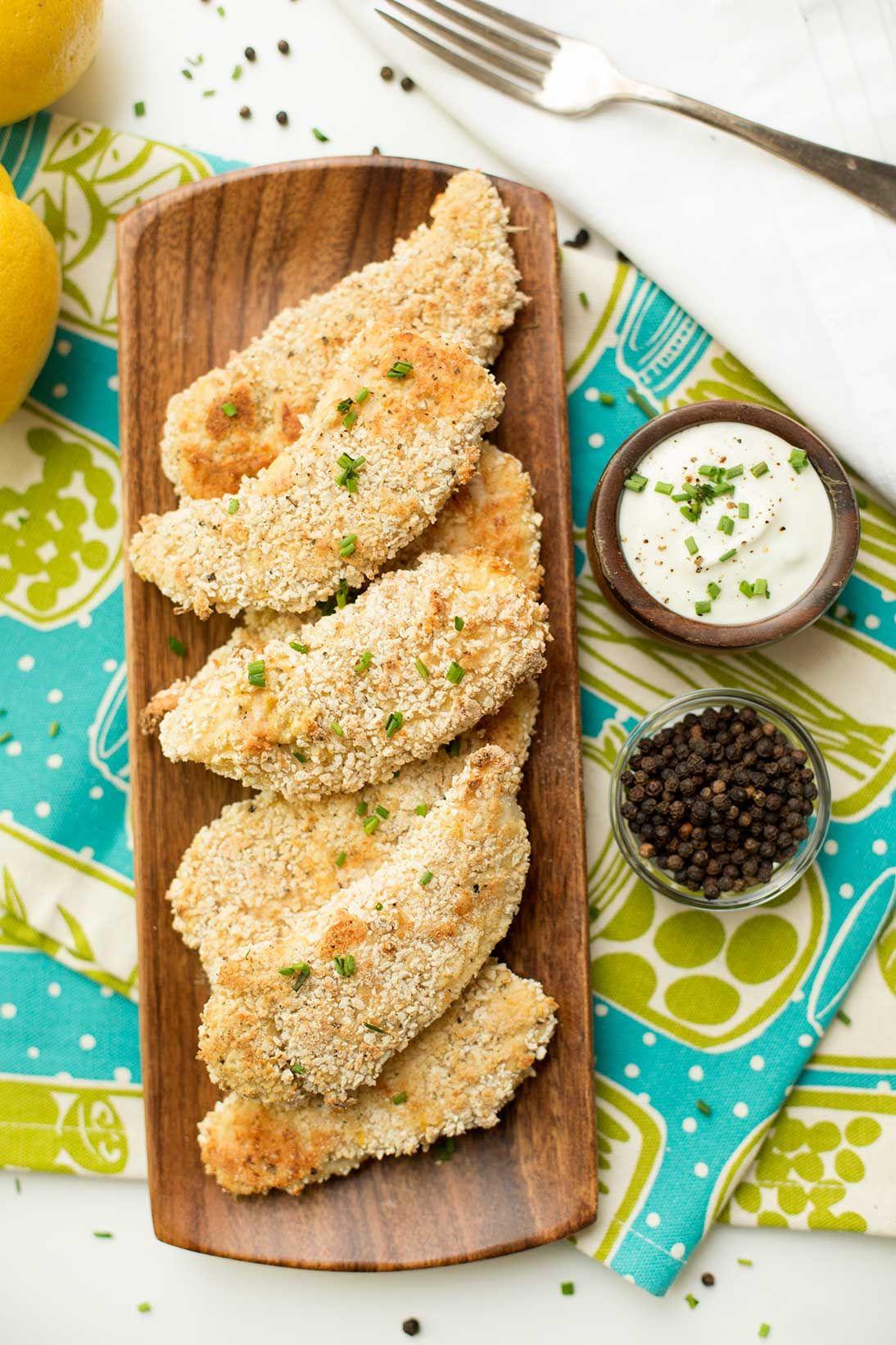Chicken strips chicken strip recipes tasty dishes
