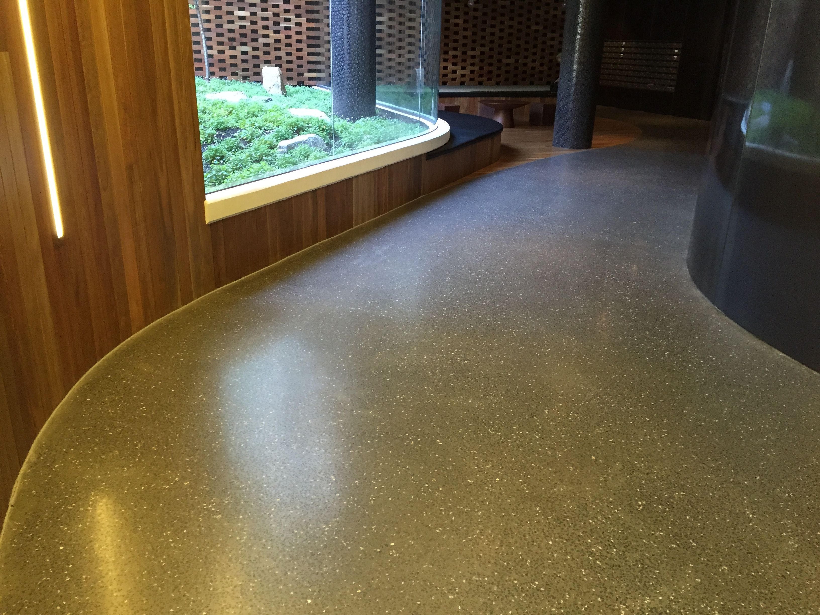 Pangaea Seamless 12mm Polished Concrete Overlay Exclusive