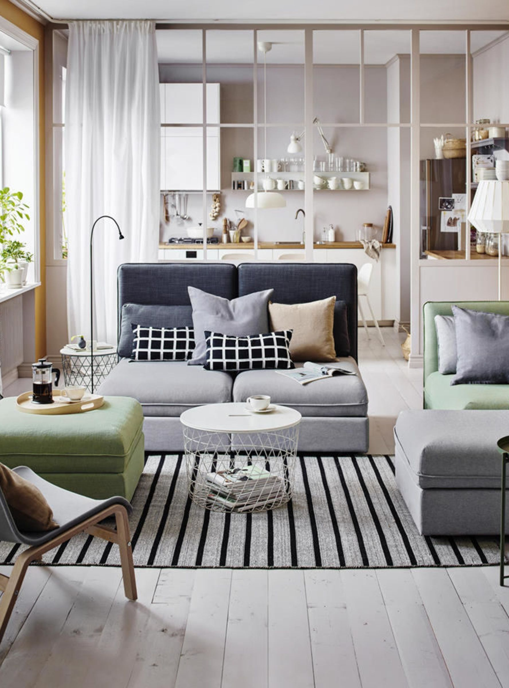 All The Home Products You Need From Ikea S 2018 Catalog Http R29 Co 2ua3bbr Living Room Furniture Layout Home Ikea 2018