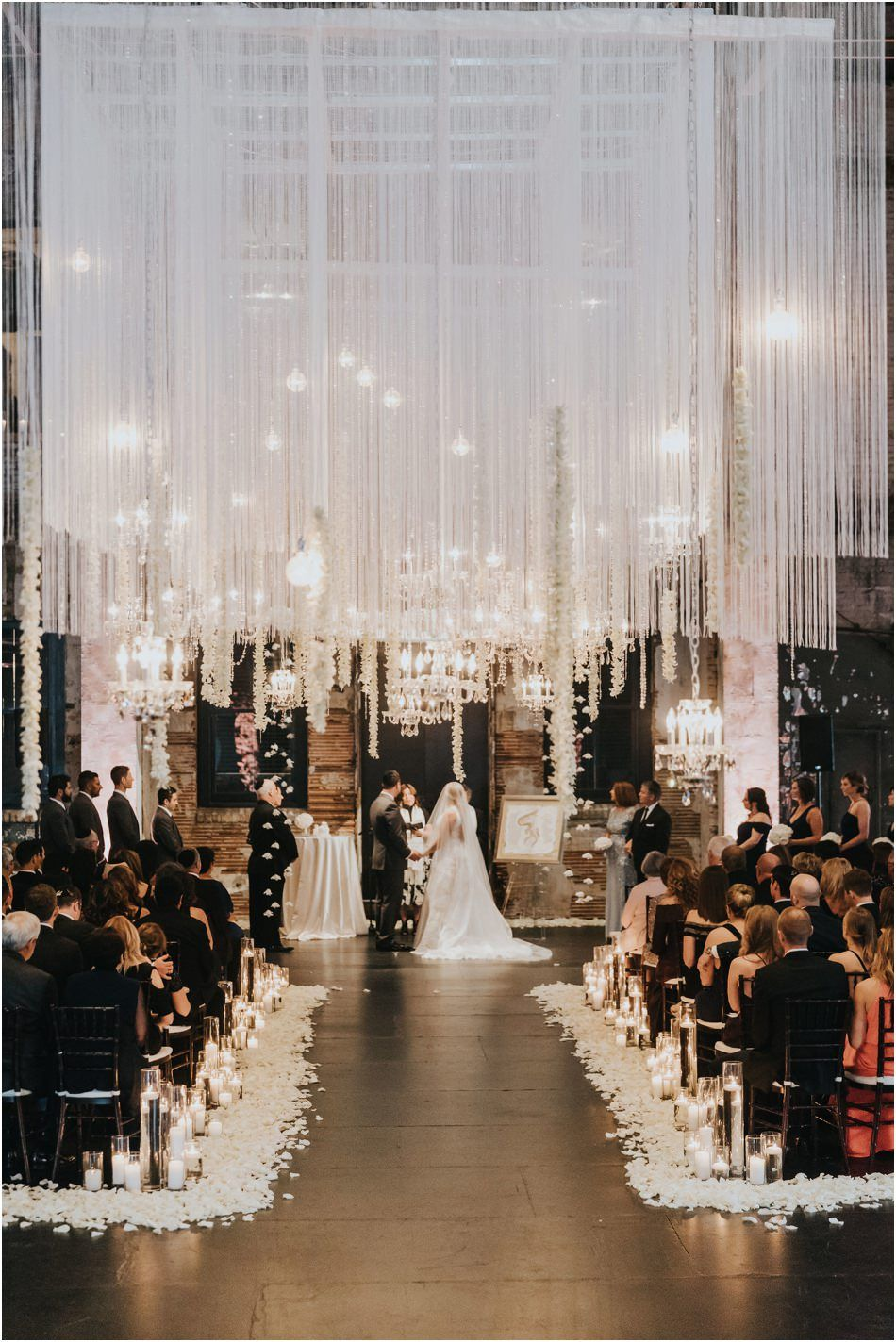 Aria Wedding In Minneapolis Mn With Hanging Chandeliers And Flowers Minnesota Wedding Venues Minneapolis Wedding Minnesota Wedding