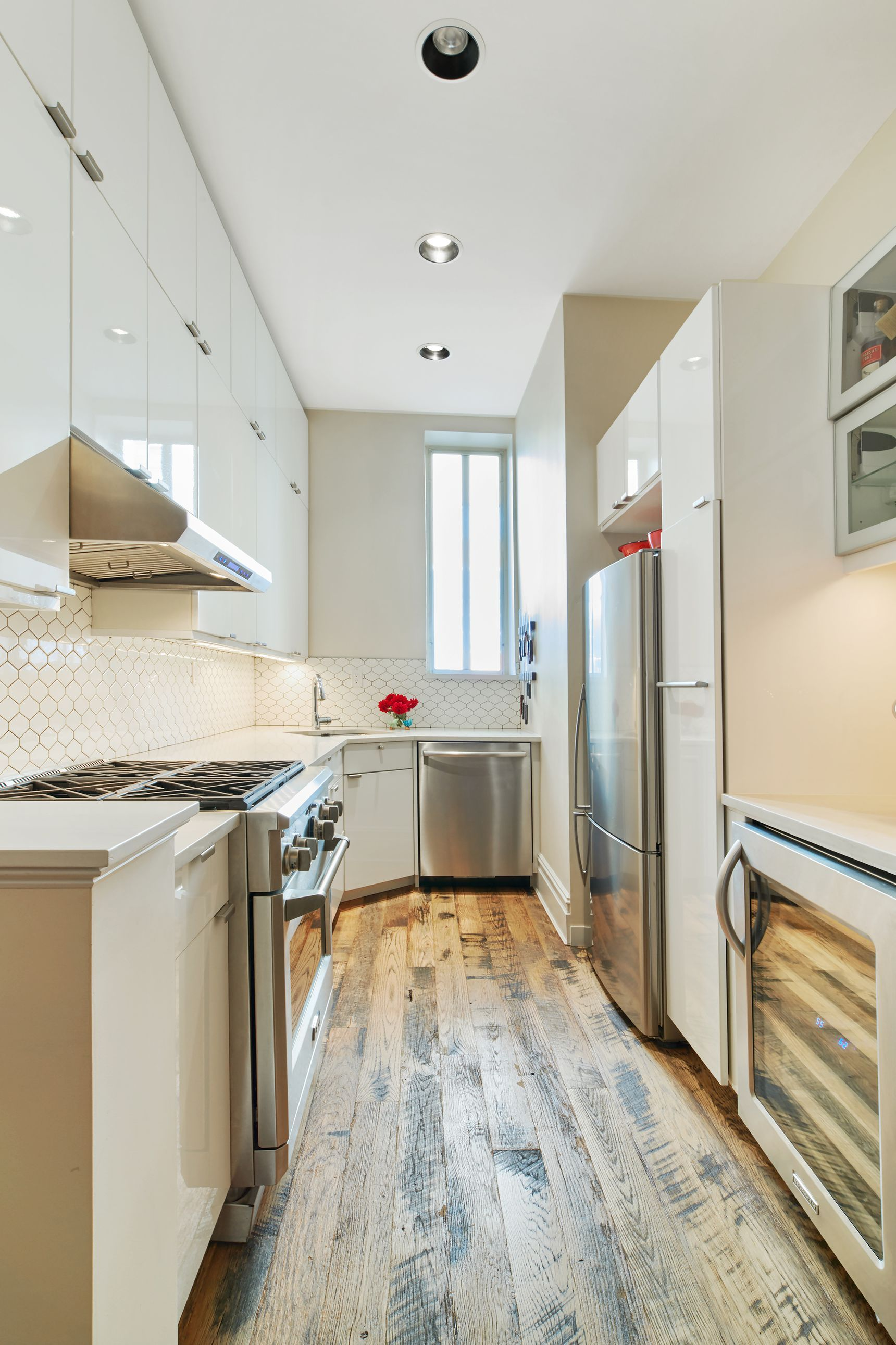 For 1.9M, a stunning duplex in a converted Brooklyn