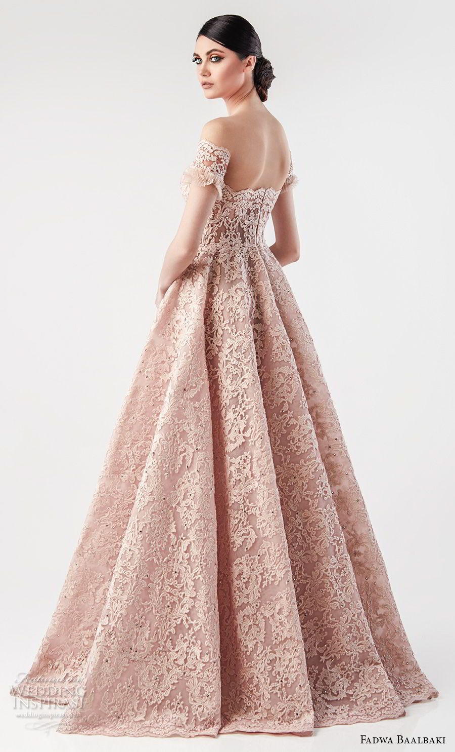 Fadwa baalbaki spring couture dresses fancy dresses
