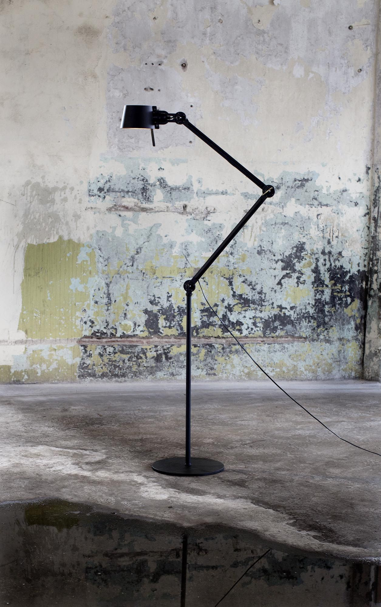 Bolt Floor Lamp 2arm Smokey Black Floor Lamp Lamp Lighting Design Inspiration