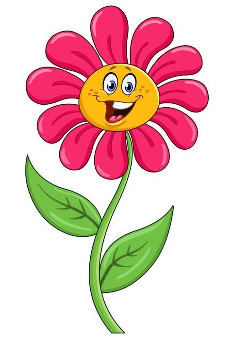 Cute Flower Clip Art | Cartoon flowers
