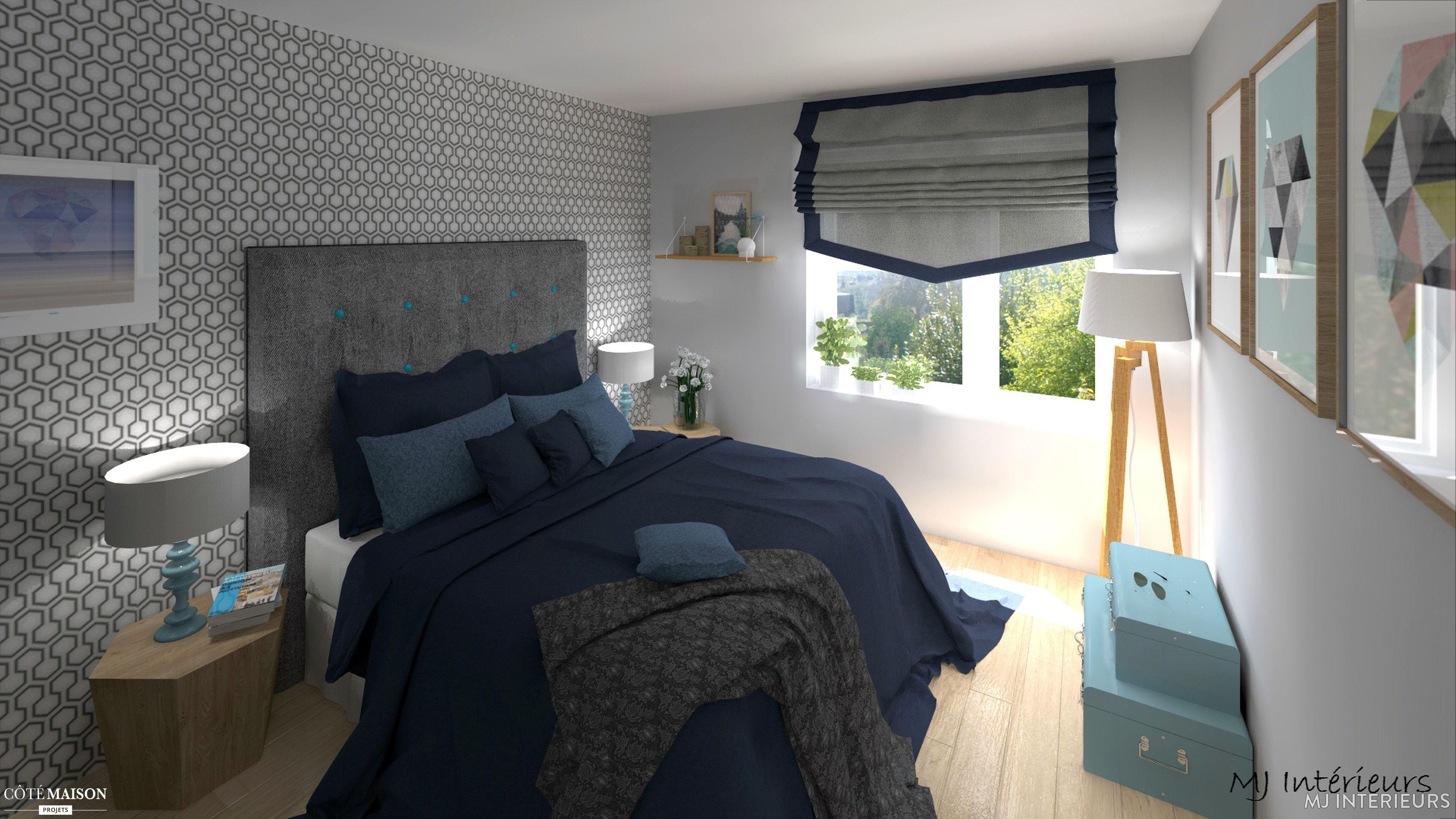 Proposition d\'agencement et de décoration d\'un appartement de 3 ...